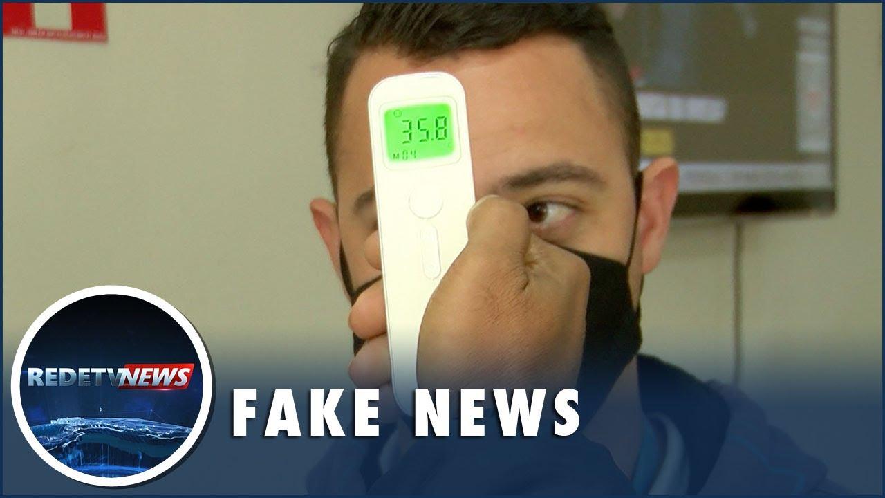 Anvisa garante que termômetro infravermelho não prejudica a saúde - YouTube