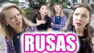 RUSAS HABLANDO EN ESPAÑOL ♥ Mexico