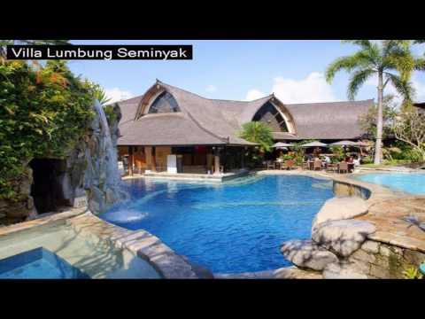 4 Star  Hotel Vila Lumbung Seminyak Bali