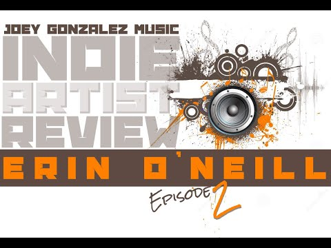 Indie Artist Review: Erin O'Neill