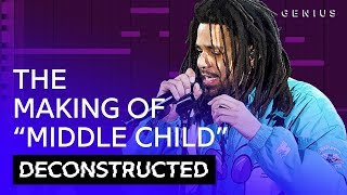 """Download The Making Of J. Cole's """"MIDDLE CHILD"""" With T-Minus   Deconstructed Mp3 and Videos"""