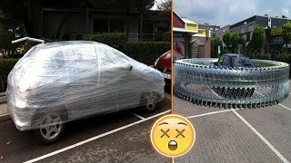 People Taking Revenge For Bad Parking 😂