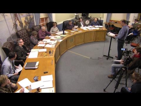 City of Plattsburgh, NY Meeting  2-28-19