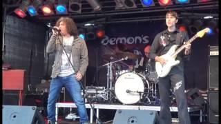 Demon's Eye - Highway Star (Live, Schaufenster Fischereihafen Bremerhaven 11.08.2016)