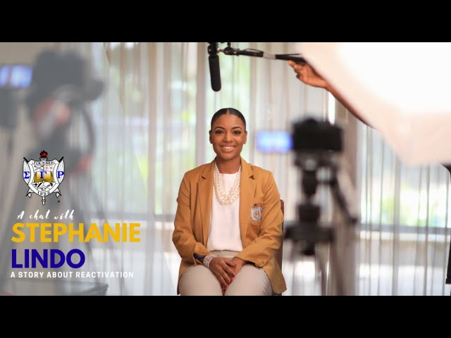 Sigma Gamma Rho Sorority, Inc. - Meet Soror Stephanie Lindo