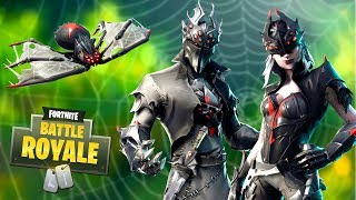 NEW SPIDER SKINS LEAKED AT FORTNITE