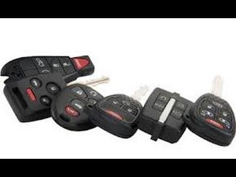 1999 2000 Chevy Silverado Oem Remote Transmitter Program How To