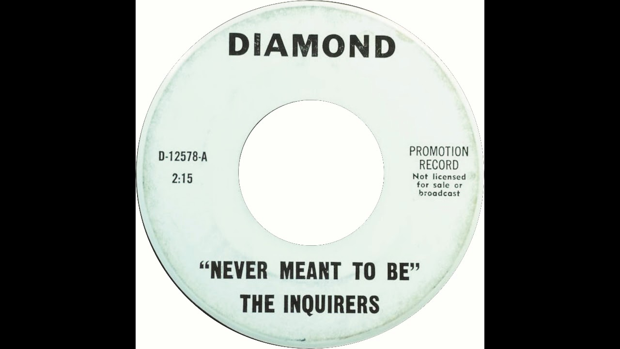 Download The Inquirers - Never Meant To Be