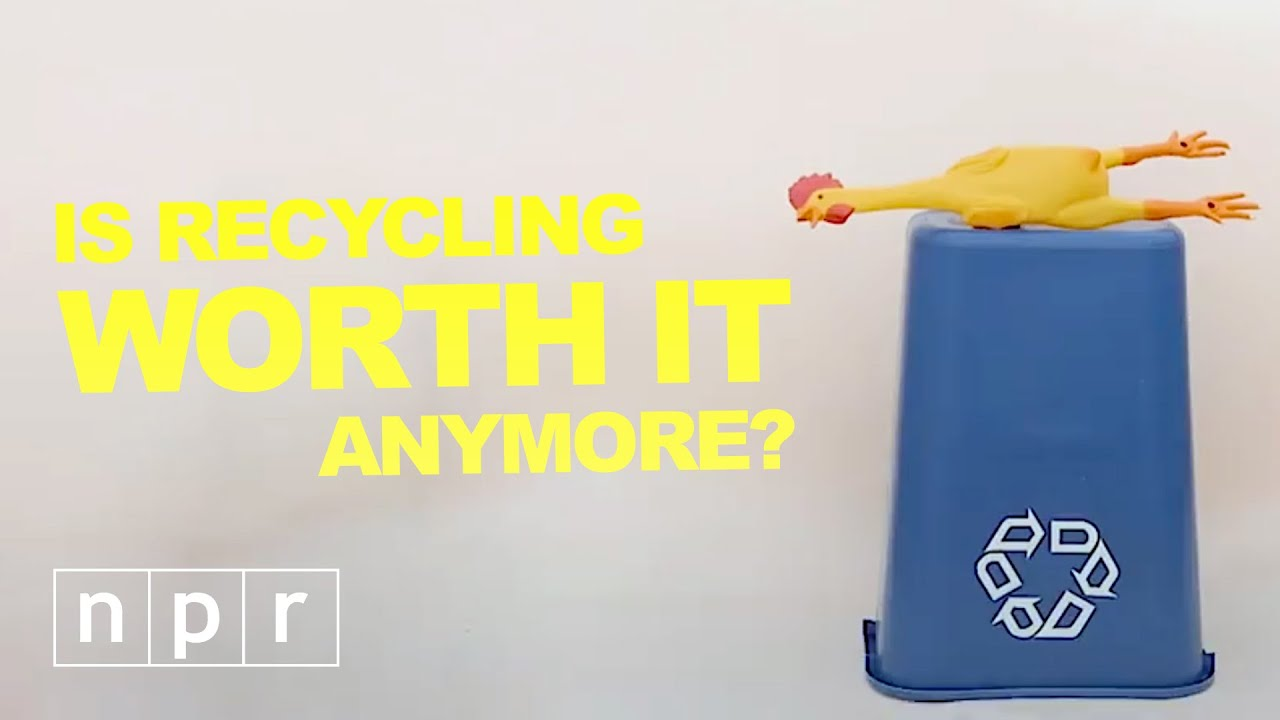 Is Recycling Worth It Anymore? The Truth Is Complicated.