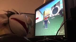 SMJ Movie: Jeffy plays ROBLOX!
