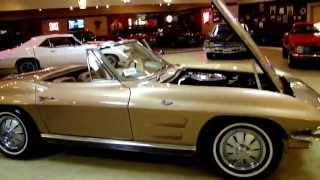 1964 Chevy Corvette Convertible Numbers Matching Stingray FOR SALE!