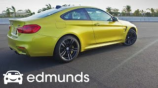 2018 BMW M4 Competition Package Acceleration Test