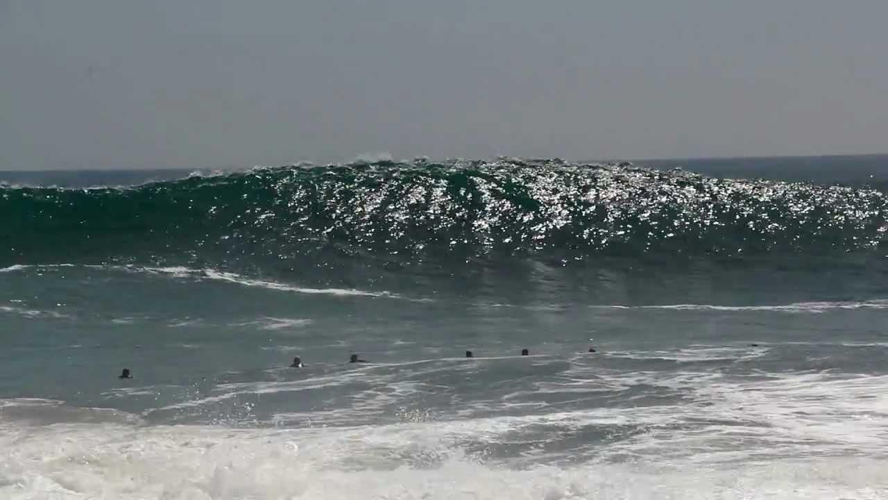 Surfs Up The Wedge Newport Beach Ca W 20ft Waves Sept 2 2017