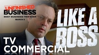 "Unfinished Business | ""Like A Boss"" Super Bowl Commercial [HD] 