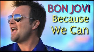 Because We Can - BON JOVI acoustic guitar cover - Gerald Hartley