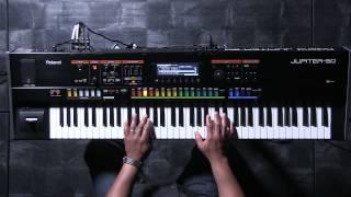 Roland JUPITER-50 Sound Examples — Patch 1663: