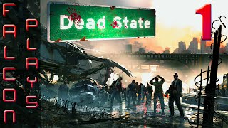 Dead State | Full Release Gameplay! | Let