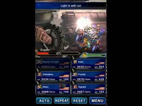 ffbe destroy the machine lifeform