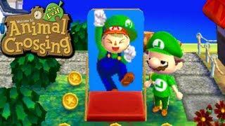 Video Animal Crossing: New Leaf - Mario's Mansion (Nintendo 3DS Gameplay Walkthrough Ep.40) download MP3, 3GP, MP4, WEBM, AVI, FLV Juli 2018