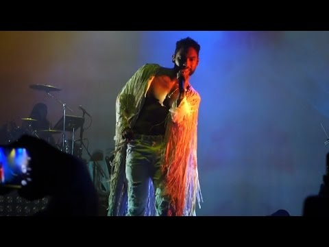 Miguel - Coffee Live @ Olympia, Paris, 2015 HD