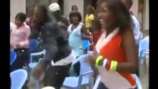 Congolese Dancing in Church