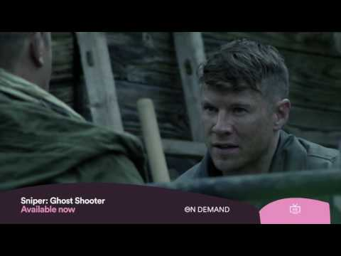 Sniper: Ghost Shooter  Now On Demand