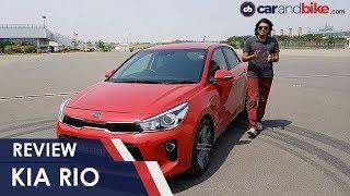 Kia Rio Hatchback Driven In India | NDTV carandbike