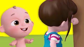 Saklambaç Şarkısı -  En Güzel Bebek Şarkıları