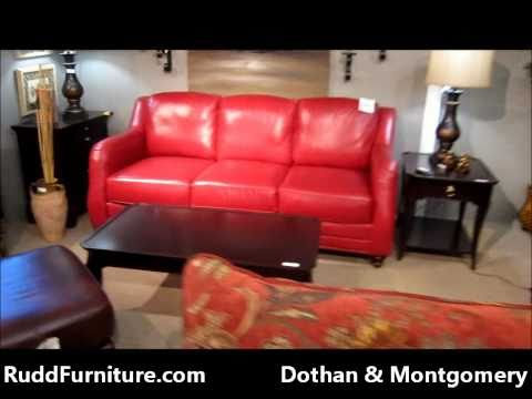 Quick 2 Minute Tour Of Rudd Furniture Company In Dothan Alabama You