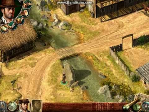 Desperados Wanted Dead Or Alive Mission 4
