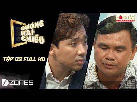 Gương Hai Chiều | Tập 3 FULL HD: Gã giang hồ bật khóc với Trấn Thành - Vấp ngã tại đâu, đứng dậy tại đó