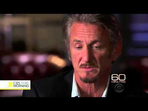 Sean Penn Talks About EL CHAPO GUZMAN and KATE DEL CASTILLO | Sean Penn Habla del Chapo GuzmaN