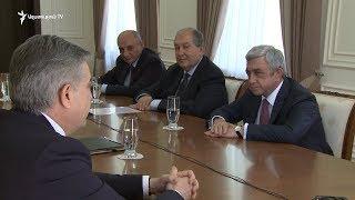 Հայաստանի և Լեռնային Ղարաբաղի աշխարհիկ ու հոգևոր առաջնորդները համատեղ կոչ են ուղղում ժողովրդին