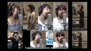 【Juice=Juice】GIRLS BE AMBITIOUS [Recording Mix]