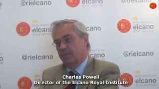 Charles Powell. Spain-Russia relations