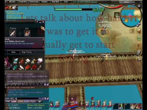 Atlantica Online, Fishing:D