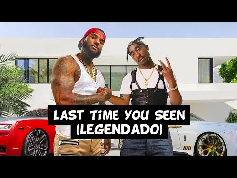 The Game - Last Time You Seen (Tributo ao Tupac) [Legendado]