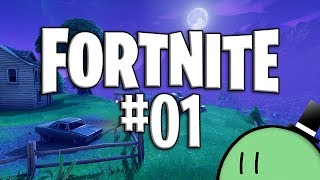 Fortnite | #1 - Wait This Is Not PUBG!