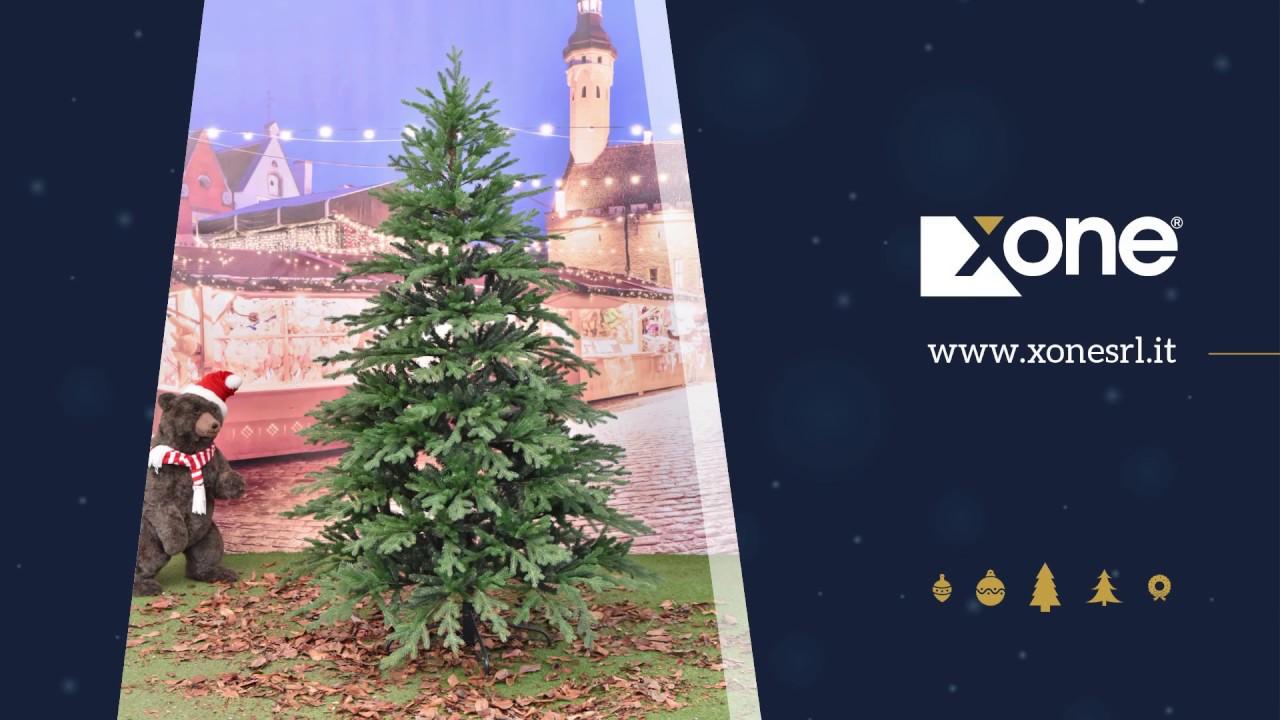 Diametro 60cm XONE Corona in PE Effetto Real Touch Decorazione Natale Numero Rami 150 Ghirlanda Natalizia in polietilene realistica