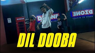 Dil Dooba | Dance Choreography | Khakee | Lawrence | Dzone Crew