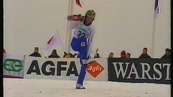 Nordic Combined World Cup Ounasvaara 1998
