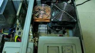 Overclocking - Intel Pentium Dual Core E5200 @ 4353MHz