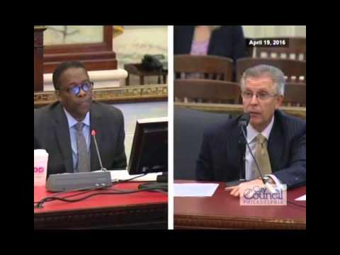 Philadelphia City Coucil Budget Hearings 4-19-2016 Full Day