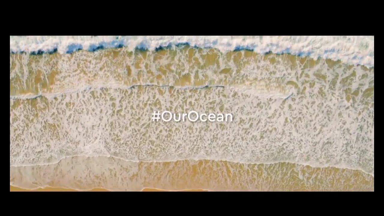 """Alliance internationale des Champions de l'Océan, """"Notre Océan, un Océan pour la Vie"""