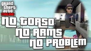 Gta 5 Online [1.25/1.24] No Torso/Arms Glitch!