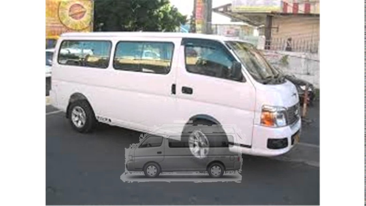 Nissan Urvan E25 Youtube