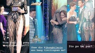 Vice Ganda Pinagalitan ni Cory Vidanes Dahil sa Suot na Gown sa TNT Grand Finals