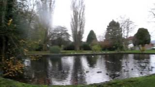 Bradbourne Lakes, Sevenoaks, Kent