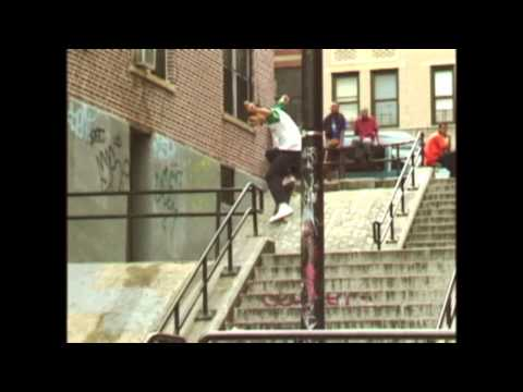 X Games 17 Real Street: Eli Reed