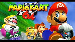 Mario Kart 64 - Lekker spelen
